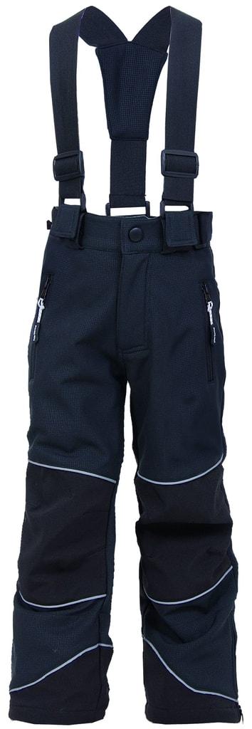 Dětské softshellové kalhoty DRAGONFLY - 120 cm
