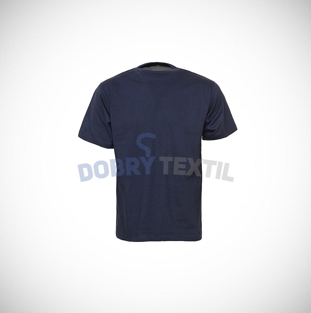 Dětské tričko CLASSIC - Tmavě modrá | 140