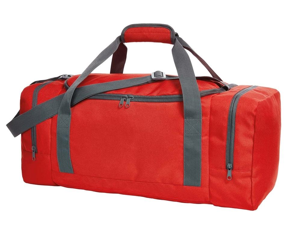 Skládací cestovní taška SHIFT - Červená