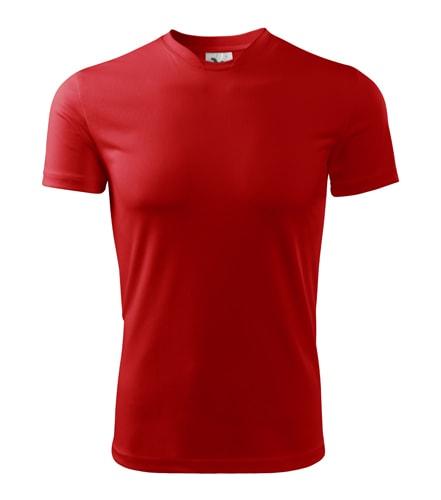 Dětské sportovní tričko Adler Fantasy - Červená | 122 (6 let)