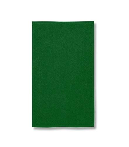 Ručník Terry Towel - Lahvově zelená | 50 x 100 cm