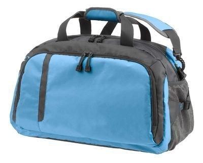 Sportovní cestovní taška GALAXY - Světle modrá