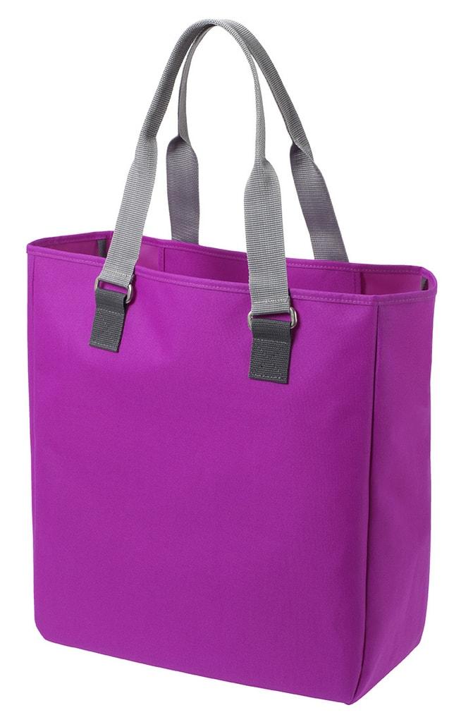 Velká nákupní taška SOLUTION - Fuchsiová