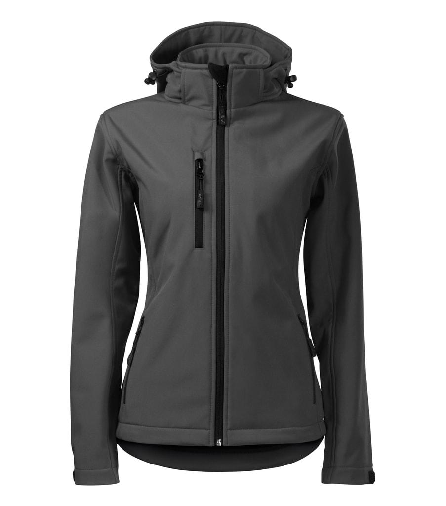 Dámská softshellová bunda Performance - Ocelově šedá | XS