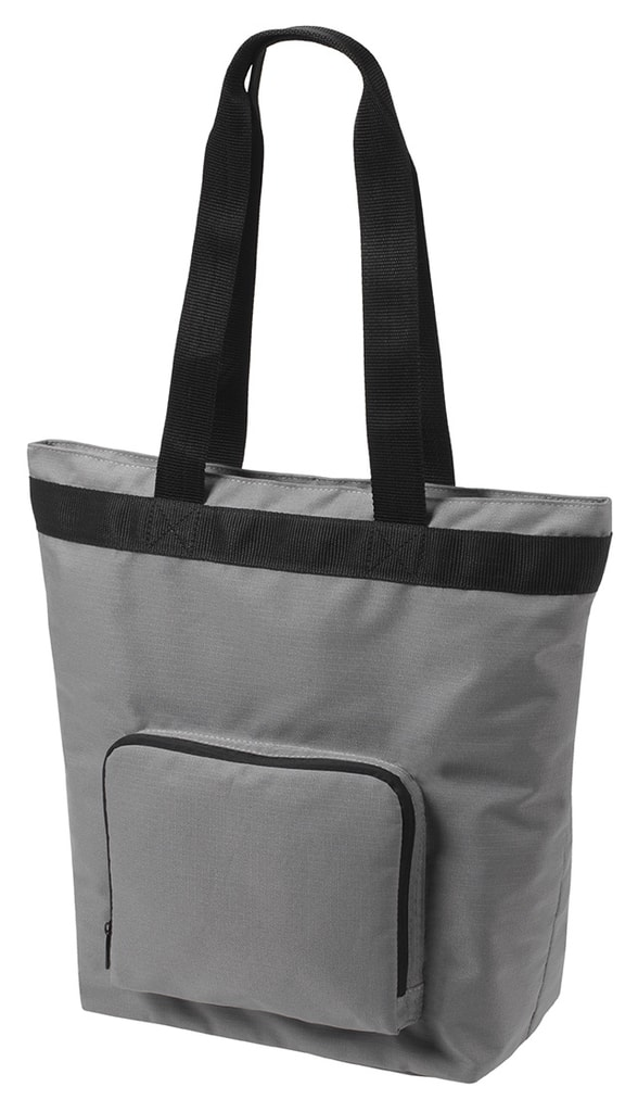 Skládací nákupní taška COMBINATION - Antracit