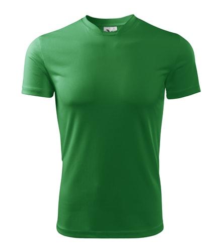 Dětské sportovní tričko Adler Fantasy - Středně zelená | 122 (6 let)
