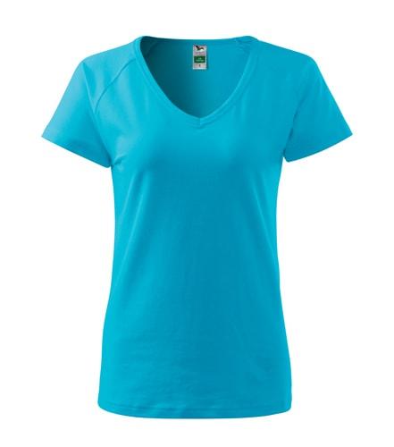 Dámské tričko Dream - Tyrkysová | XL