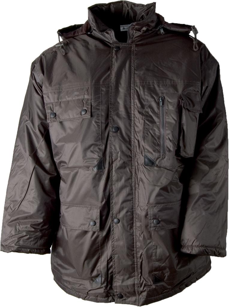 Ardon Zimná pracovná bunda BC 60 - Zelená | XXXL