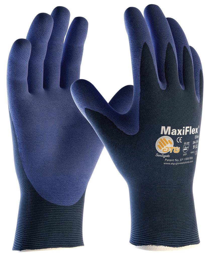 Pracovní rukavice Maxiflex Elite 34-274 - 9