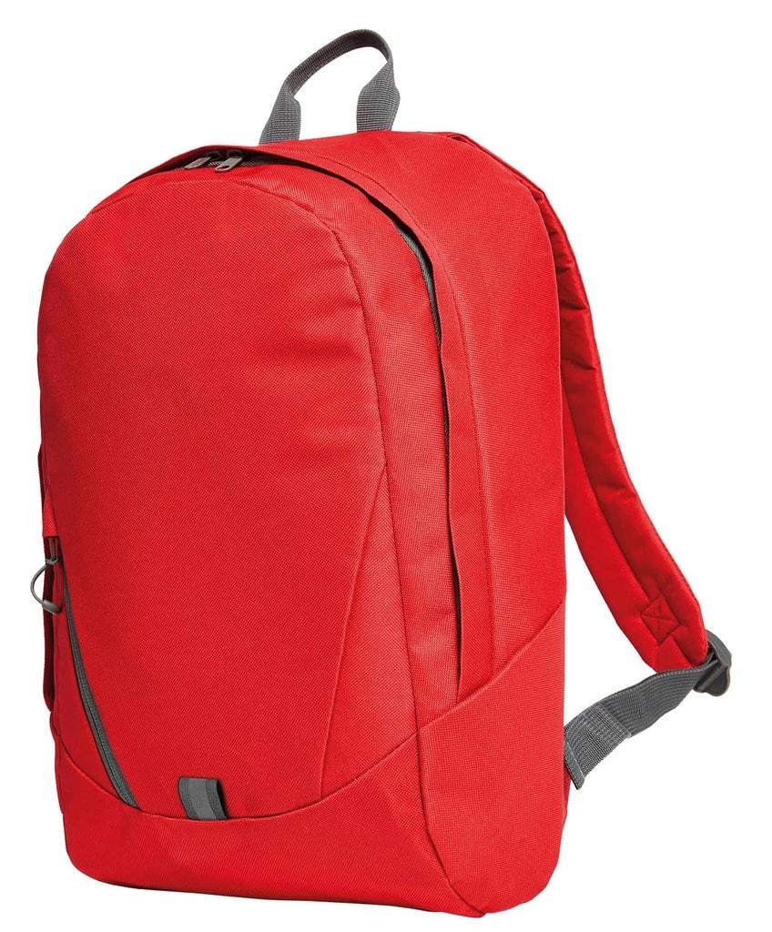 Školní batoh SOLUTION - Červená
