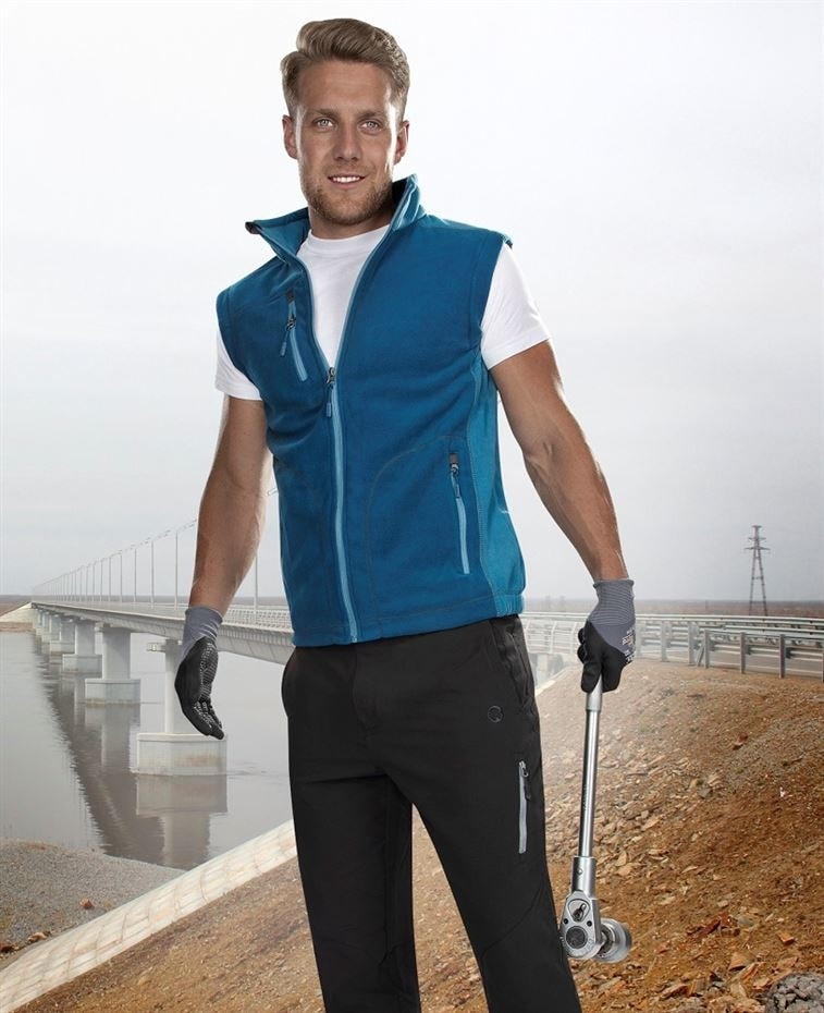 ddd1532e841 Pánská fleecová vesta Martin S