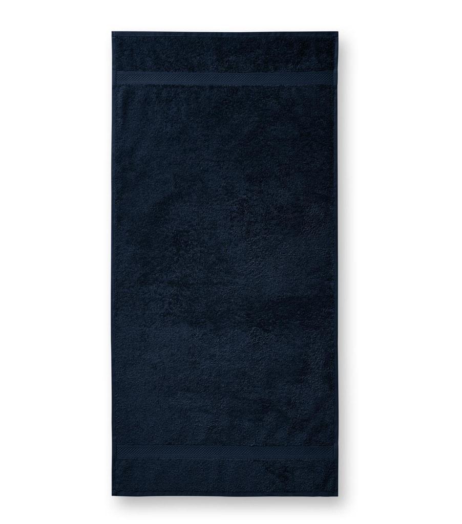 Ručník Terry Towel - Námořní modrá | 50 x 100 cm