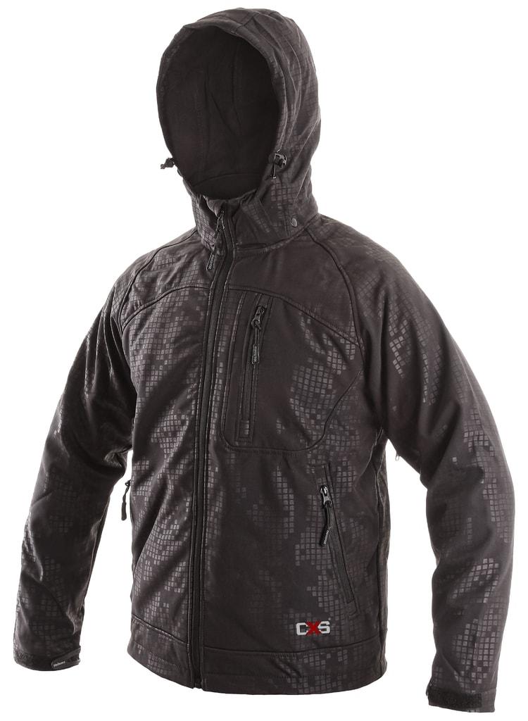 Pánská softshellová bunda DELAWARE - XXXL