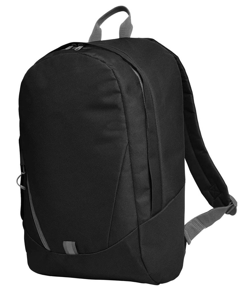 Školní batoh SOLUTION - Černá