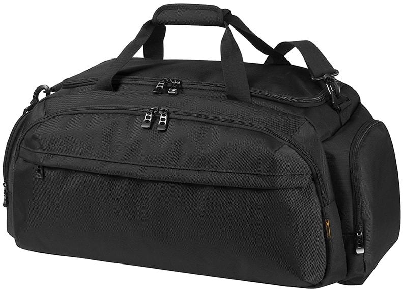 Cestovní taška MISSION - Černá