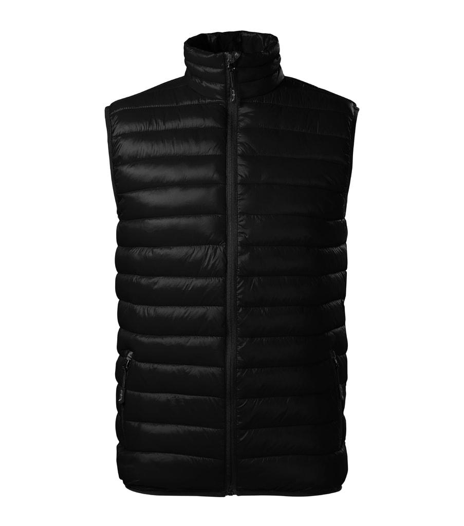 Pánská prošívaná vesta Everest - Černá | L