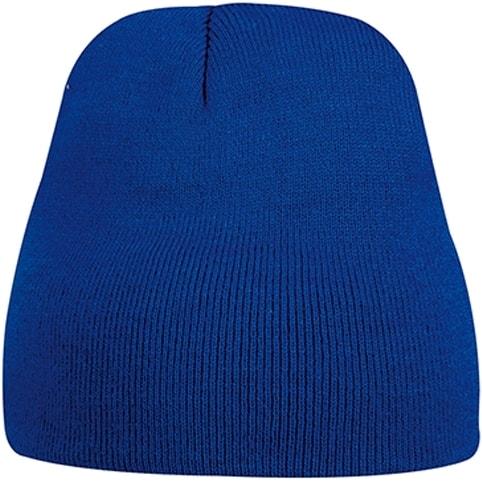 Pletená čepice MB7580 - Královská modrá | uni