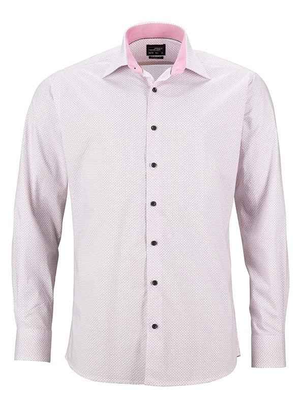Pánská luxusní košile Diamonds JN670 - XXXL