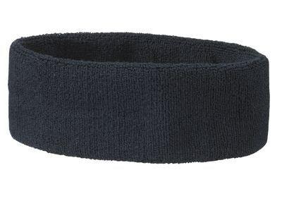 Sportovní čelenka MB042 - Tmavě modrá