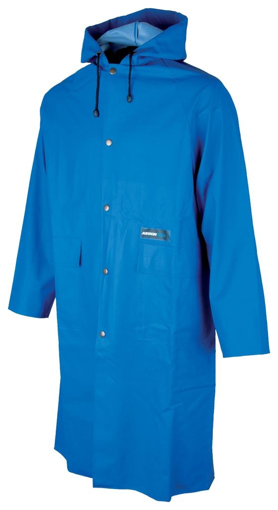 Nepromokavý plášť s kapucí Ardon Aqua - Modrá | L