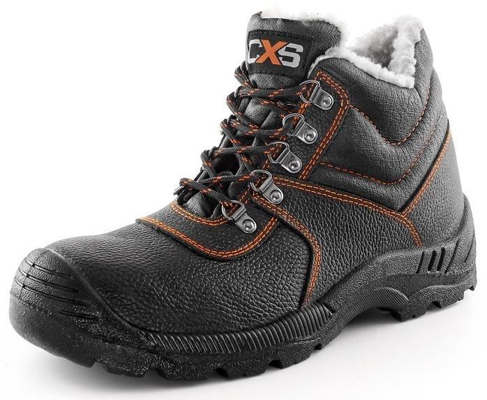 Zateplená obuv STONE APATIT WINTER S3 - 44