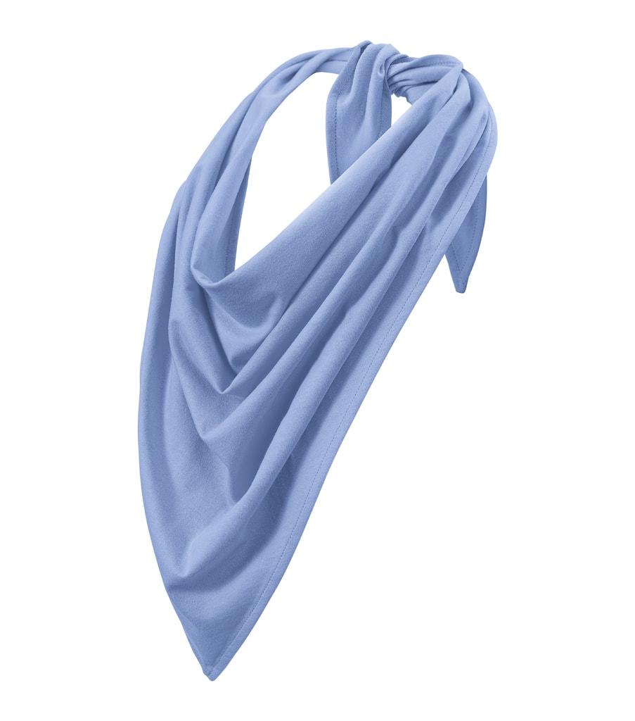 Šátek Fancy - Nebesky modrá | uni
