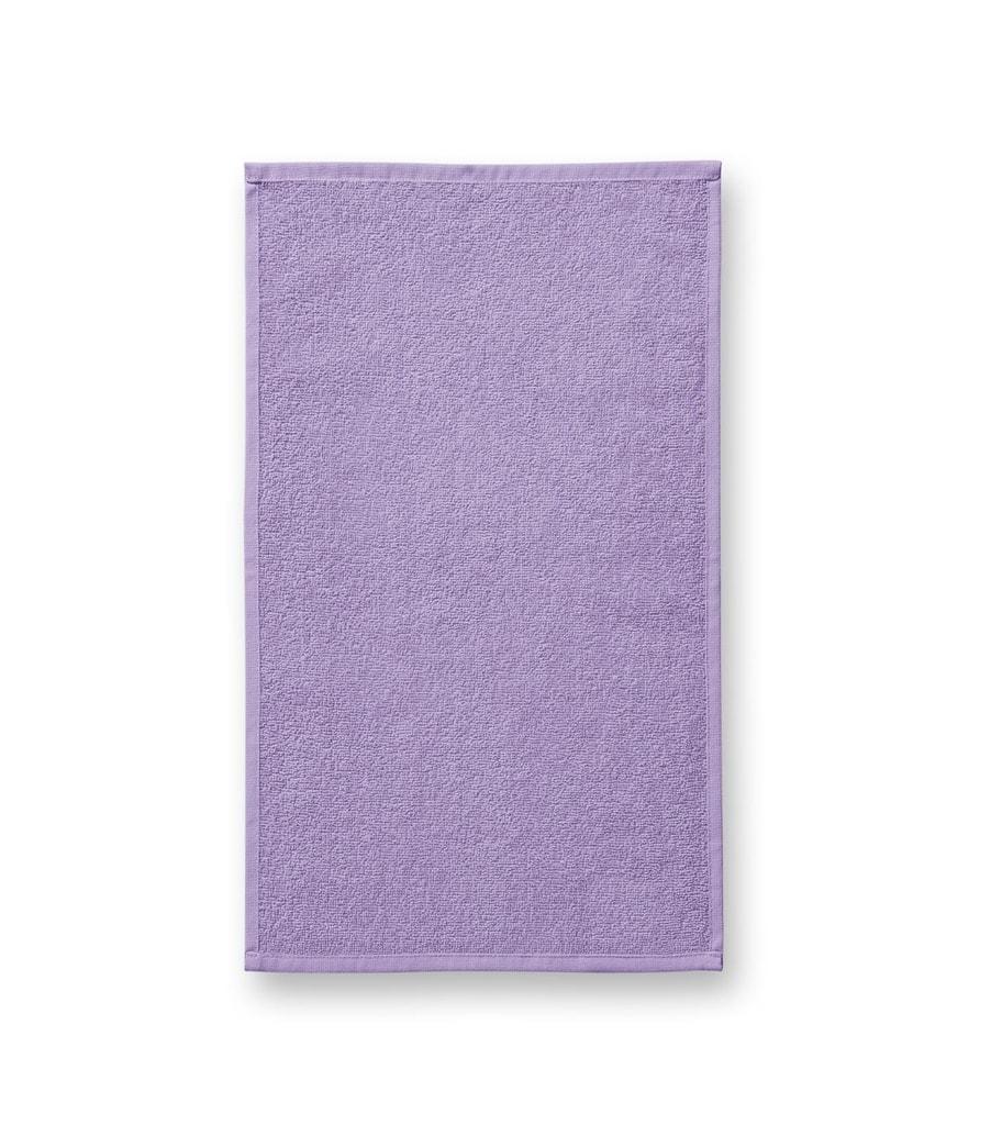 Ručník Terry Hand Towel - Levandulová | 30 x 50 cm