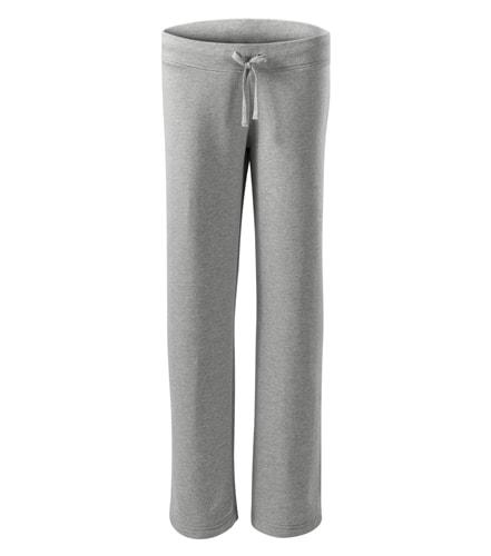 Dámské tepláky Comfort - Tmavě šedý melír | S
