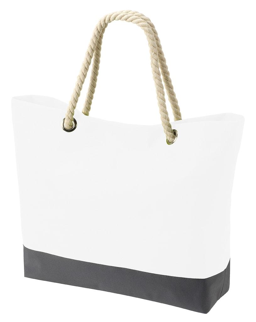Nákupní taška BONNY - Bílá