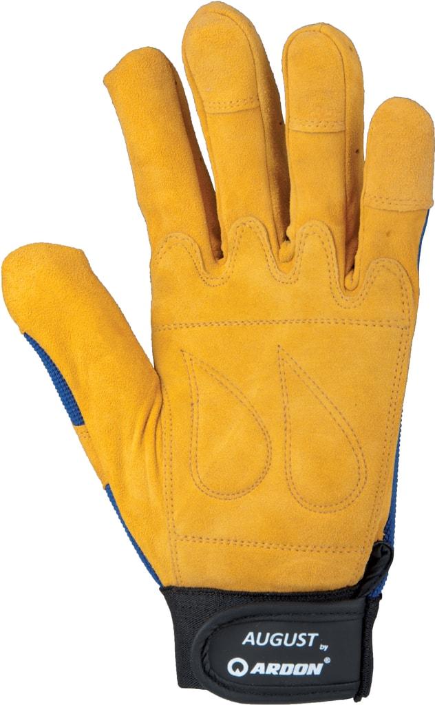 Pracovní rukavice August - 10