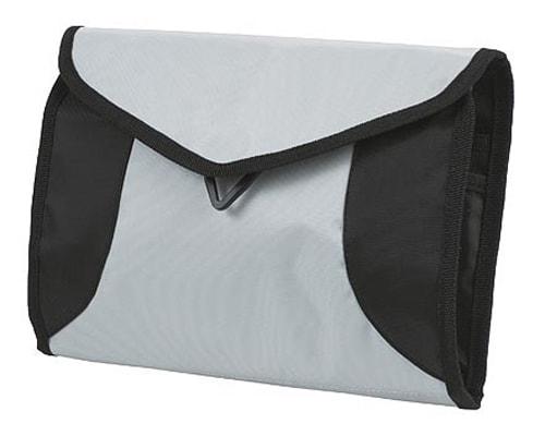 Toaletní taška na zavěšení SPORT - Světle šedá