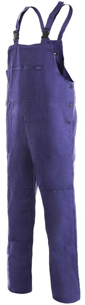 Pánské pracovní kalhoty s laclem FRANTA - 64