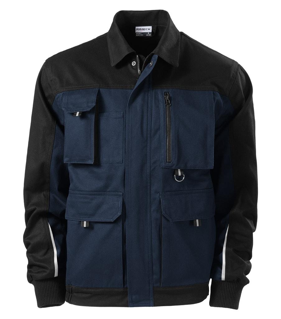 Pracovní bunda Woody - Námořní modrá | S