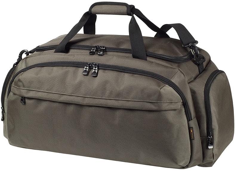 Cestovní taška MISSION - Tmavě šedá