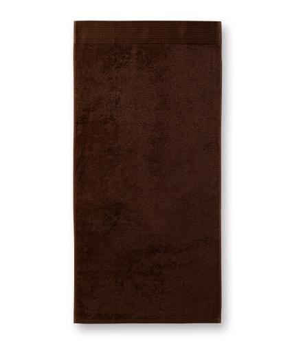 Ručník Bamboo Towel - Kávová | 50 x 100 cm