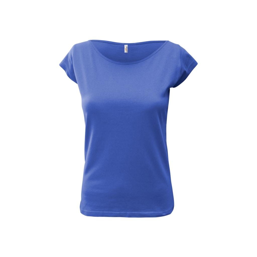 Dámské tričko Elegance - Královská modrá | XXL