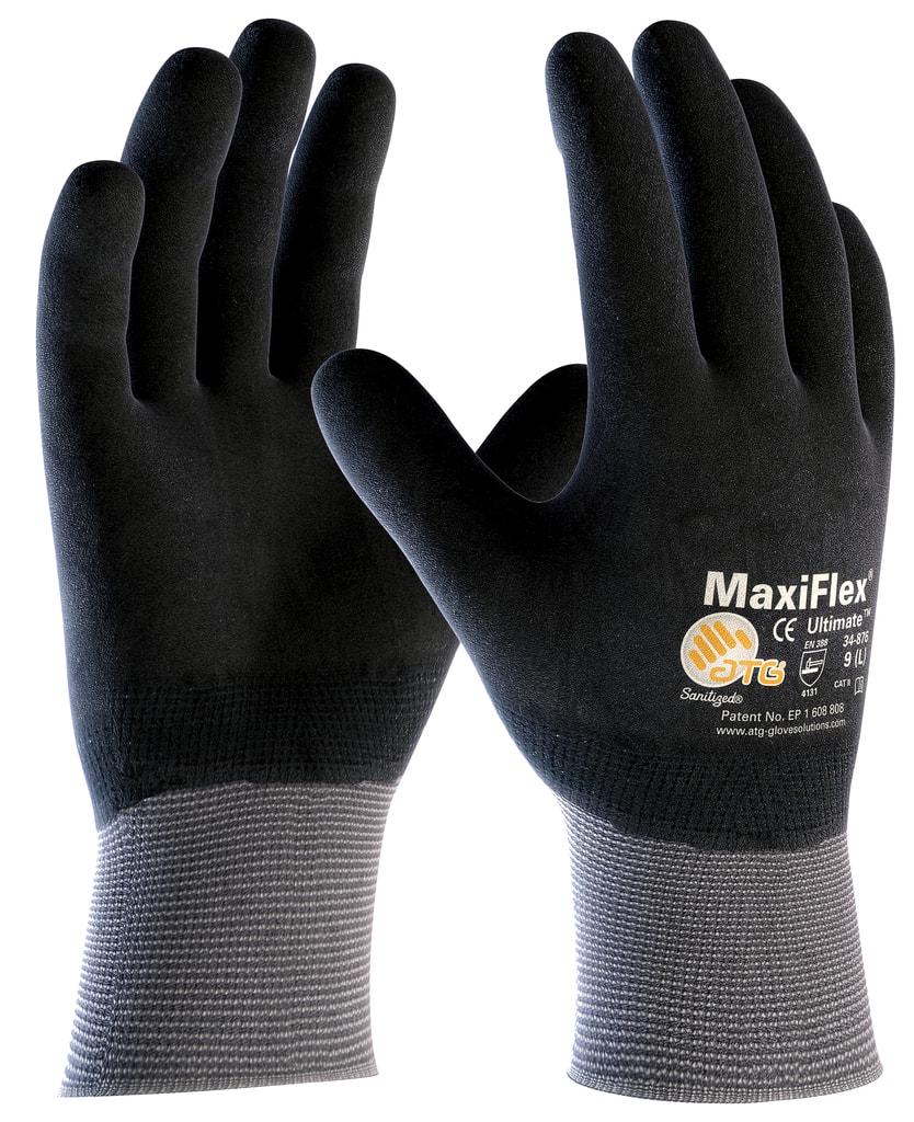 Pracovní rukavice Maxiflex Ultimate 34-876 - 10