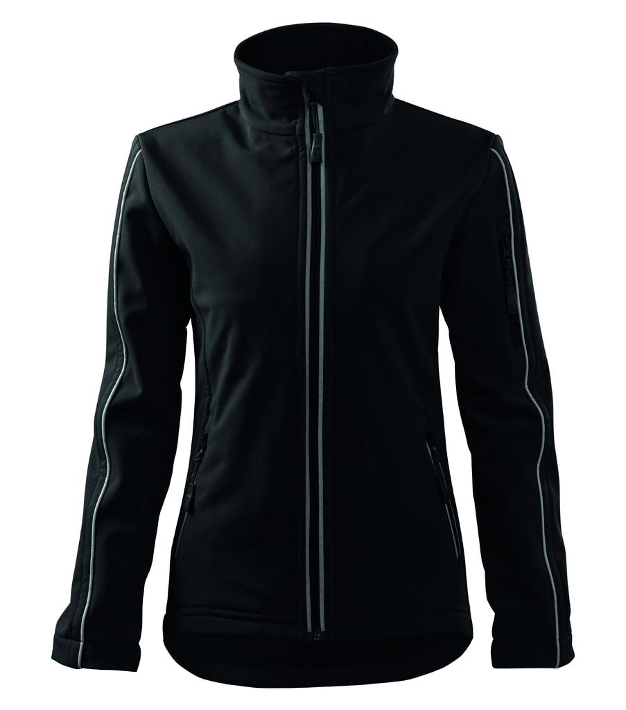 Dámská softshellová bunda Jacket - Černá | XXL