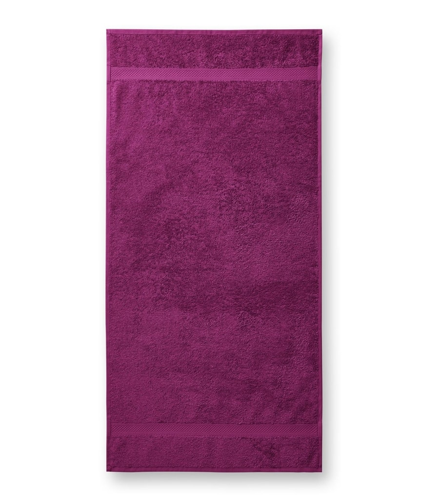 Ručník Terry Towel - Světle fuchsiová | 50 x 100 cm