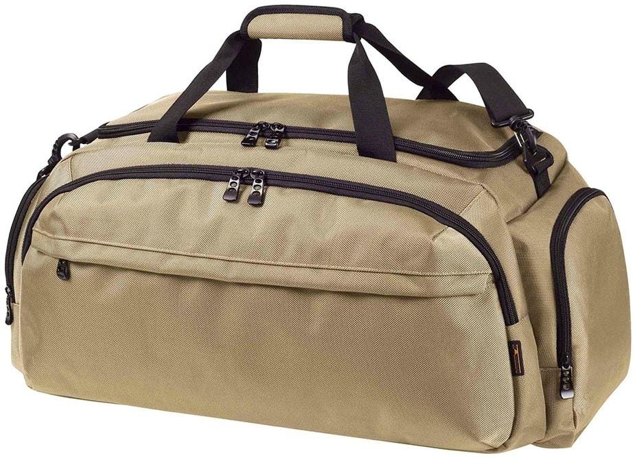 Cestovní taška MISSION - Béžová