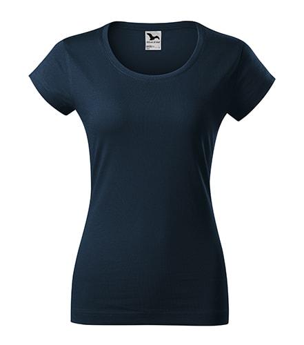 Dámské tričko Viper - Námořní modrá | S