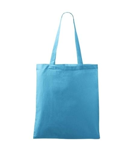 Reklamní taška malá - Tyrkysová | uni