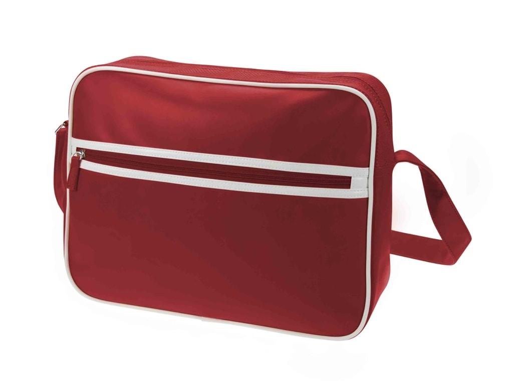 Taška přes rameno RETRO - Červená