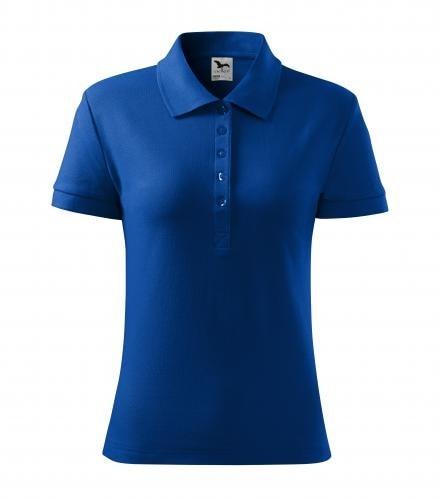 Dámská polokošile Cotton - Královská modrá | XL