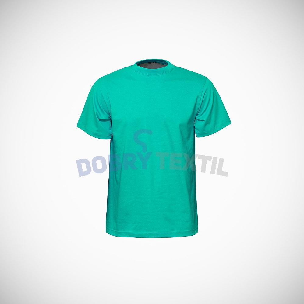 Dětské tričko CLASSIC - Tyrkysová | 140