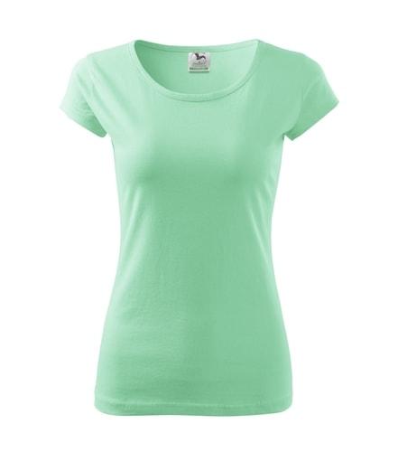 Dámské tričko Pure - Mátová | XL