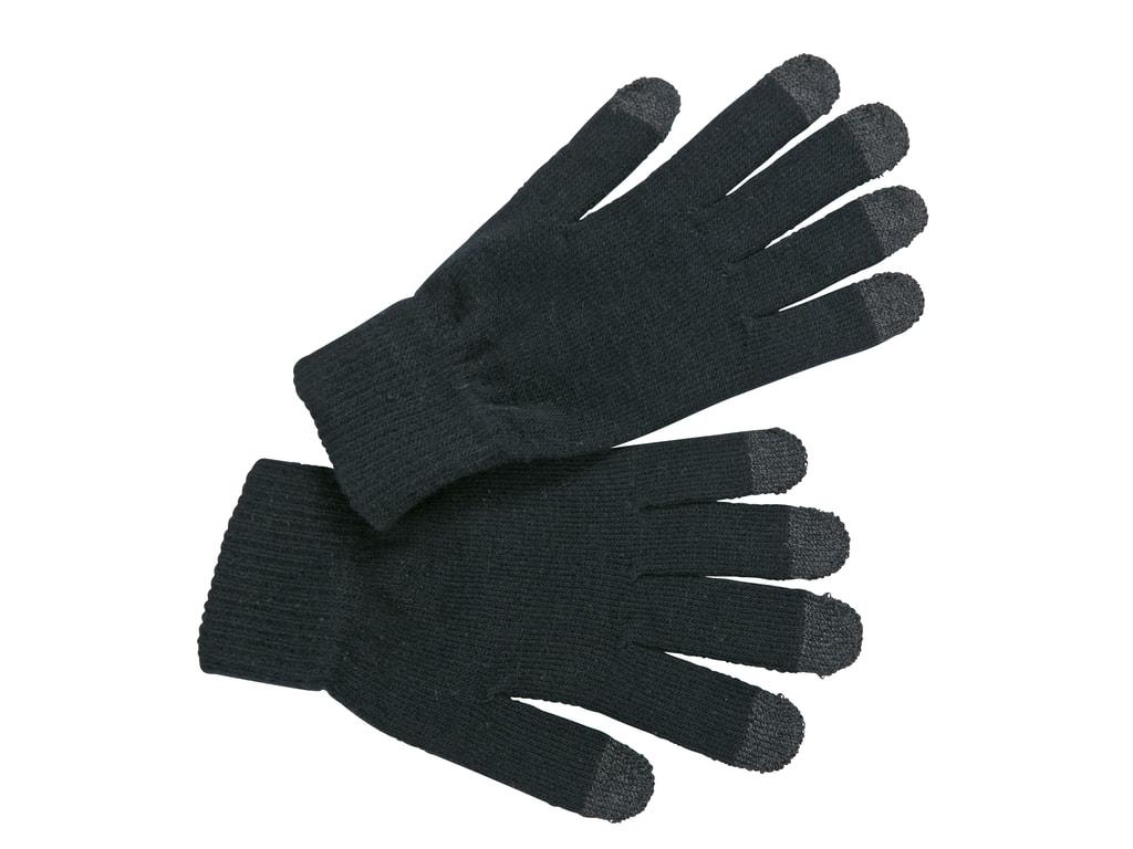 Rukavice na dotykový displej MB7949 - Černá | L/XL