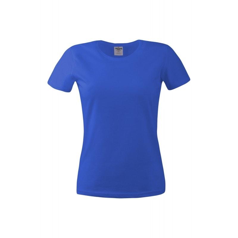 Dámské tričko EXCLUSIVE - Královská modrá | XXL