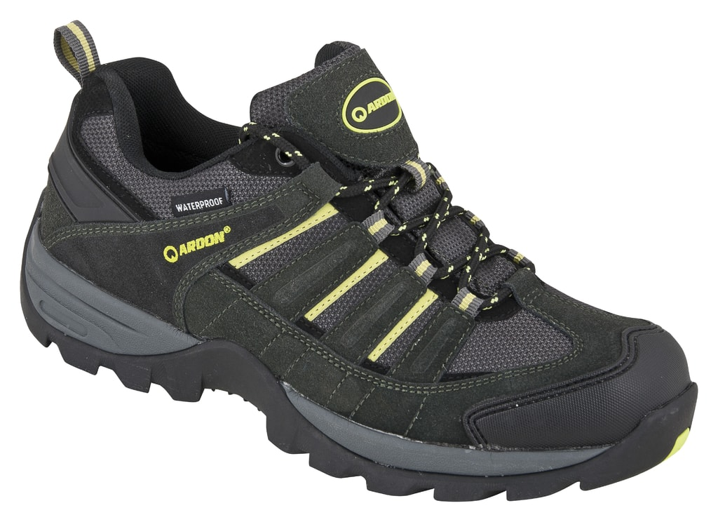 Nízká treková obuv GROVE - 36