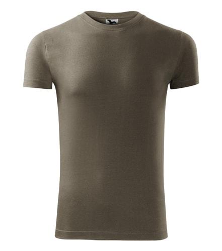 Pánské tričko Replay/Viper - Army | L